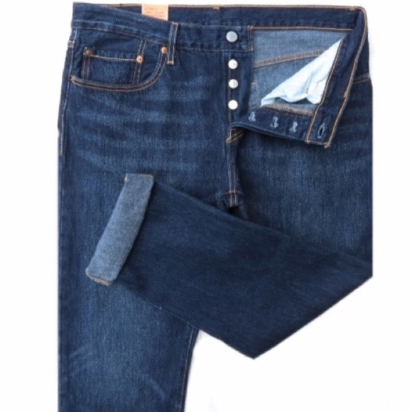 41e42c7995d Levi's Jeans | Nwt Levis 501 Ct Womens Button Fly | Poshmark